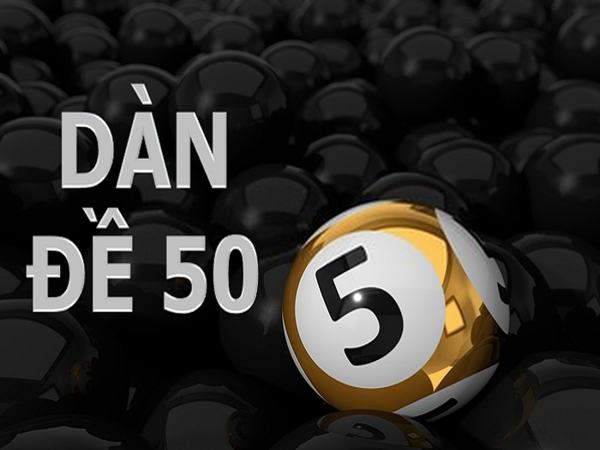 Dàn đề 50 số