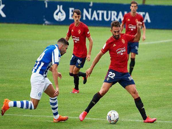 Soi kèo Osasuna vs Alaves, 22h15 ngày 31/12 - La Liga