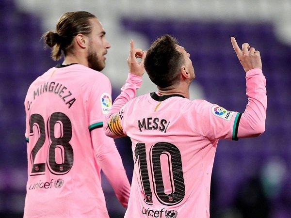 """Tin bóng đá sáng 23/12: Messi tiếc nuối vì Barcelona hay """"rơi"""" điểm"""