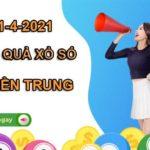 Dự đoán sổ xố Miền Trung thứ 4 ngày 21/4/2021