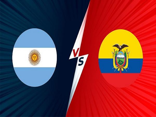 Soi kèo Argentina vs Ecuador – 08h00 04/07/2021, Copa America 2021