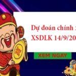 Dự đoán chính xác XSDLK 14/9/2021 hôm nay