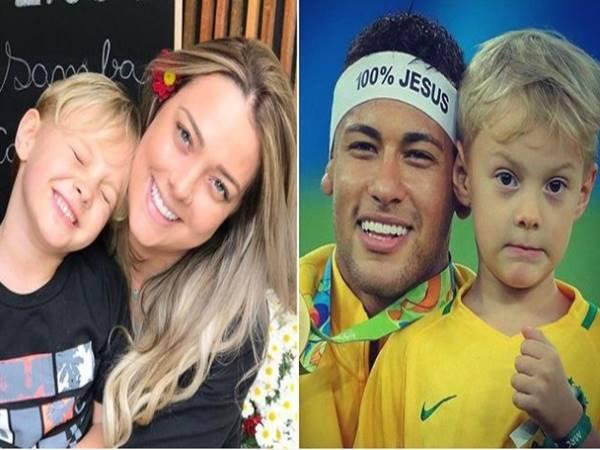 Con của Neymar tên gì? Những sự thật về con của Neymar JR