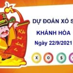 Dự đoán XSKH ngày 22/9/2021 chốt lô số đẹp đài Khánh hòa