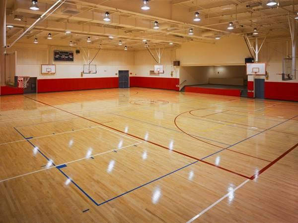 Kích thước sân bóng rổ tiêu chuẩn của liên đoàn FIBA