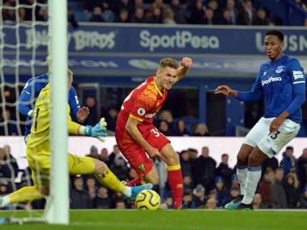 Nhận định trận đấu Everton vs Norwich (21h00 ngày 25/9)