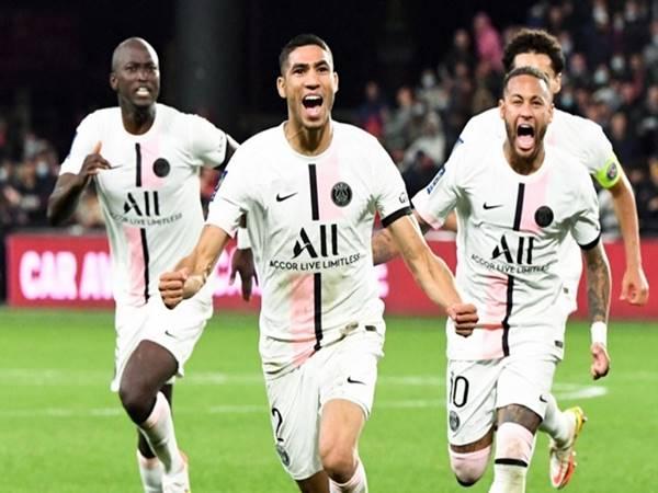 Tin PSG 24/9: Achraf Hakimi đang làm lu mờ ngôi sao Messi