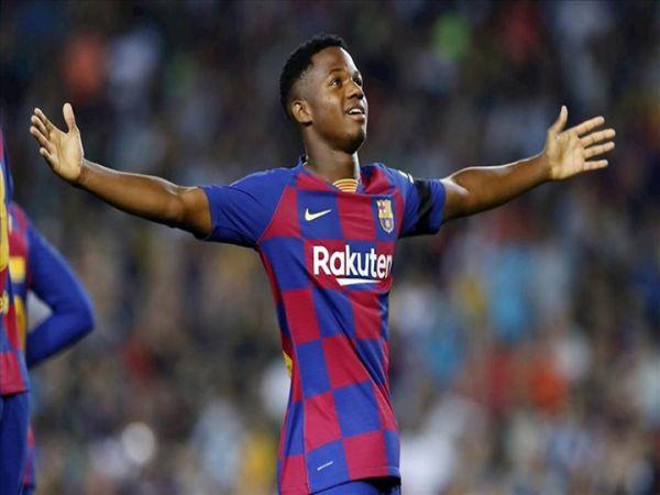 Chuyển nhượng chiều 20/10: Barca sắp hoàn tất hợp đồng với Fati