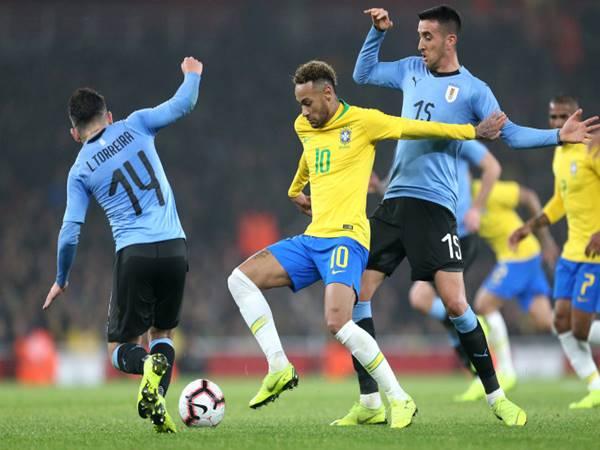 Nhận định bóng đá Brazil vs Uruguay, 07h30 ngày 15/10